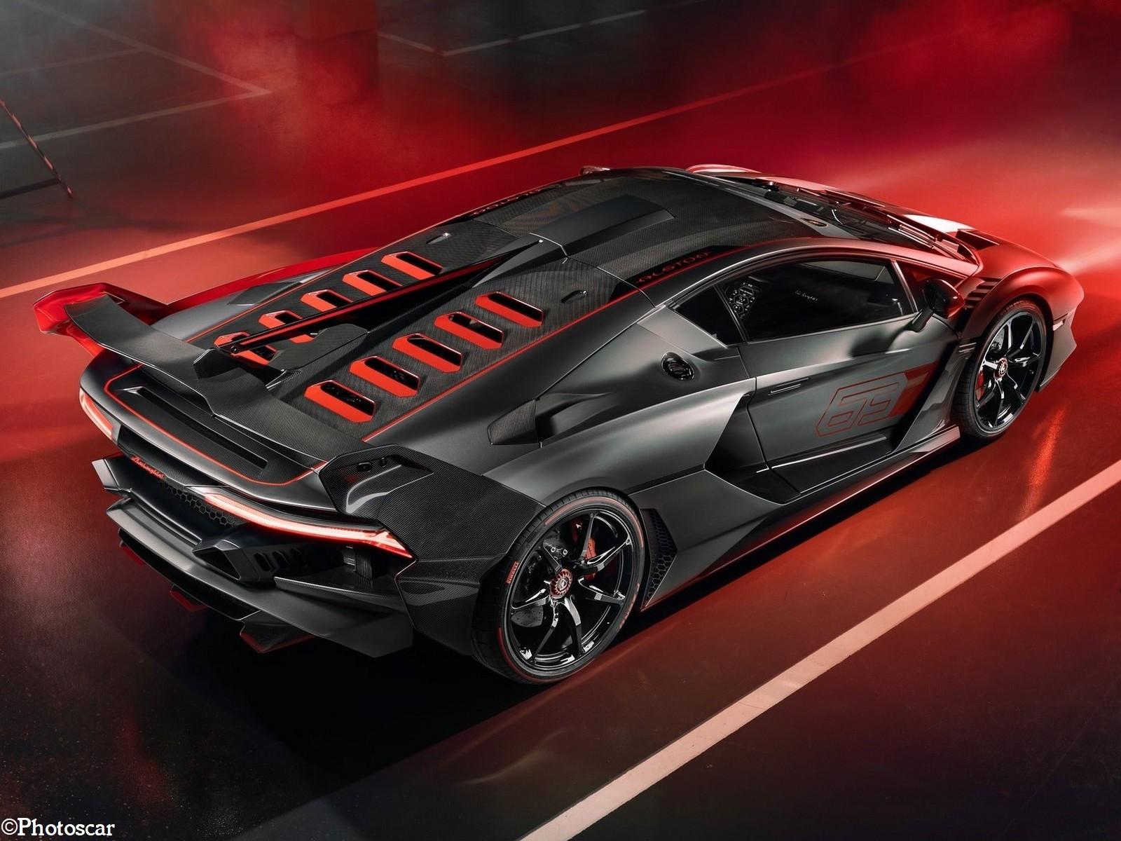 Lamborghini SC18 2019