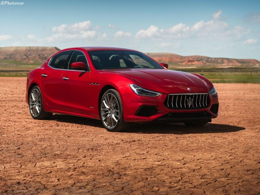 Maserati Ghibli 2019 – Elle entre dans la conduite autonome assistée