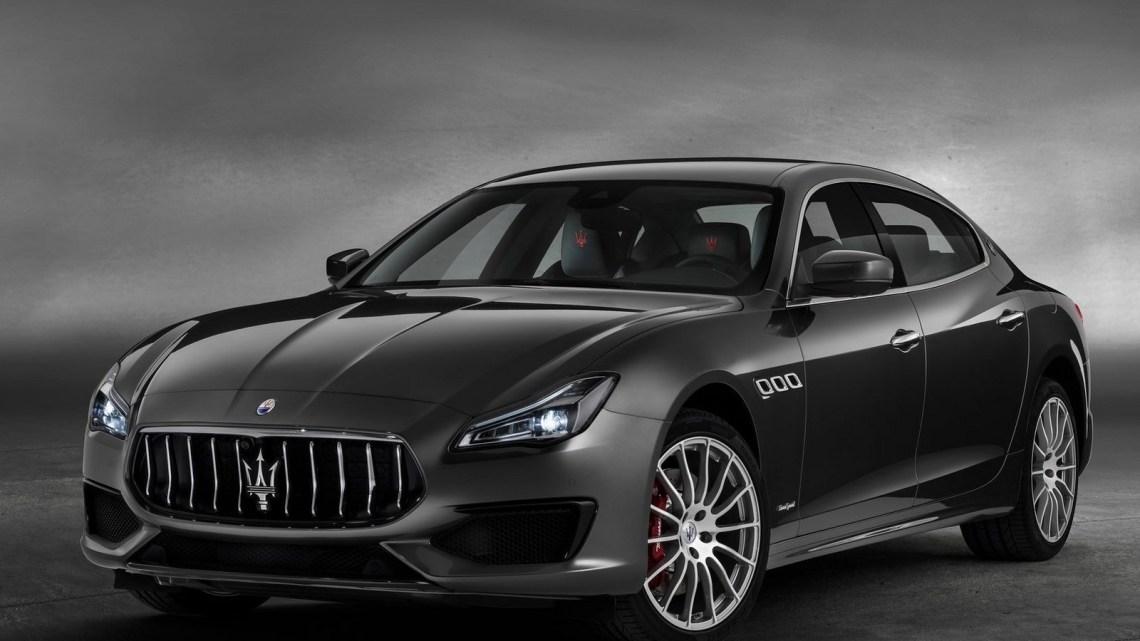 Maserati Quattroporte 2019 – Un style agressif et éternellement gracieux