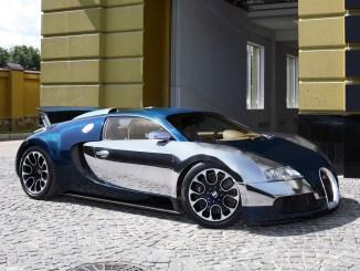 Status Design Bugatti Veyron SD Ultraviolet 2011