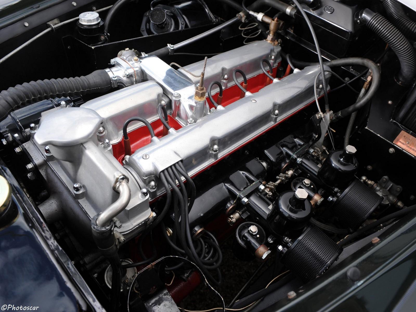 Aston Martin DB2 Vantage Graber