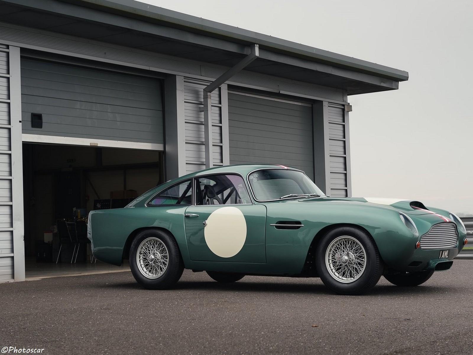 Aston Martin DB4 GT Continuation 2018