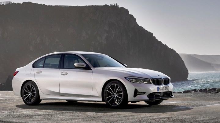 BMW 320d Sport Line 2019 – La septième série 3 est la plus avancée