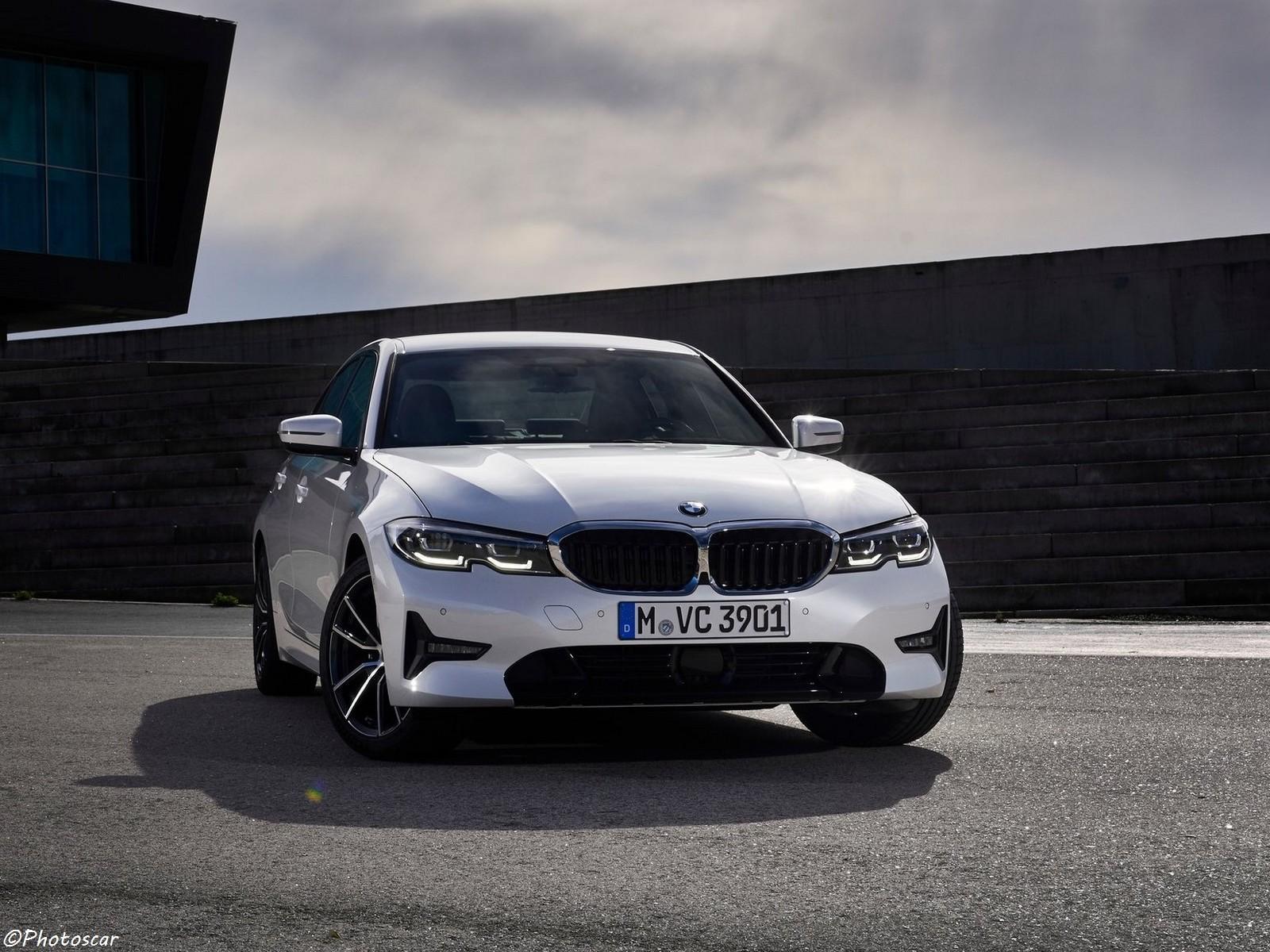 BMW 320d Sport Line 2019