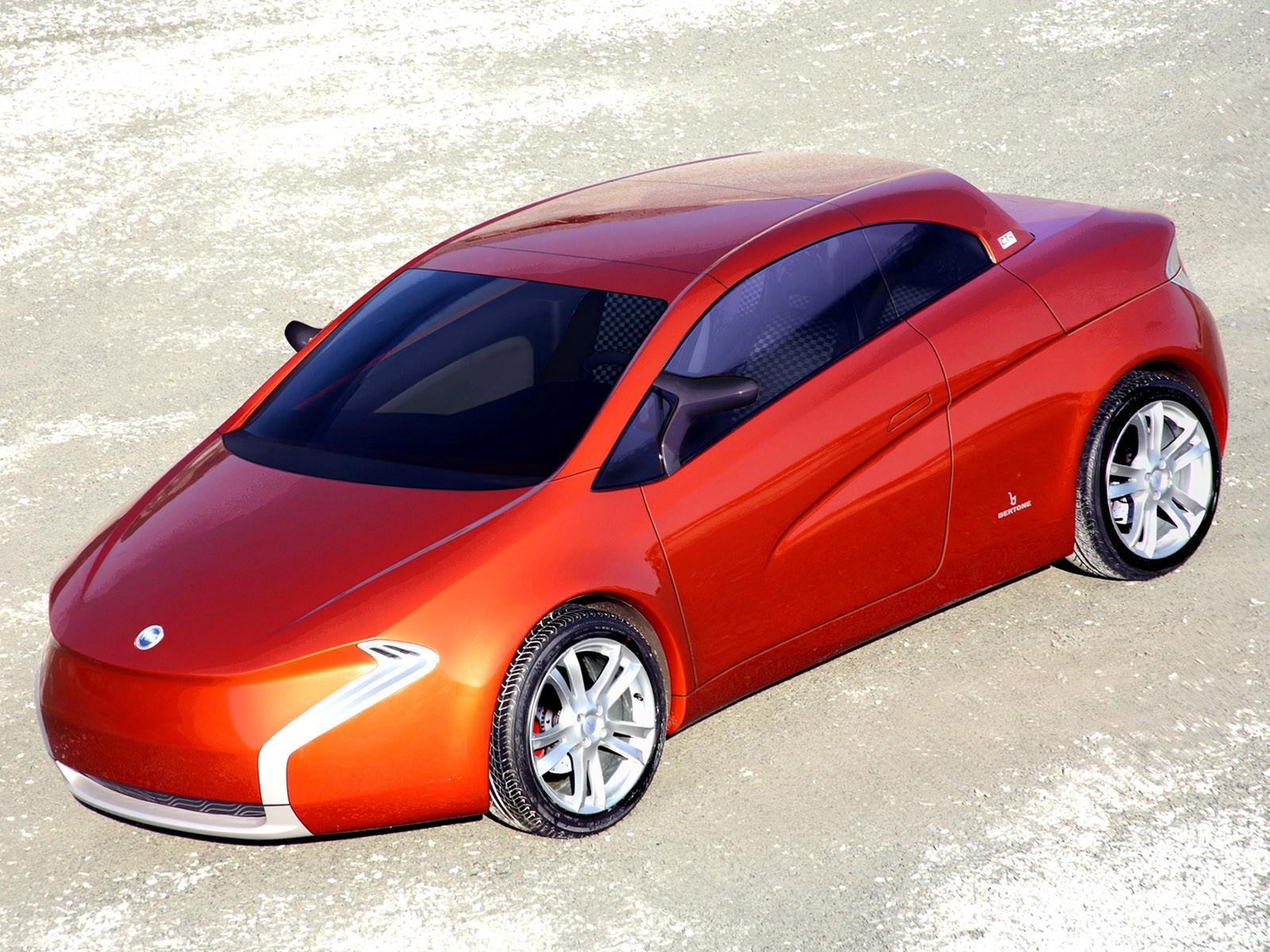 Bertone Suagna Concept 2006