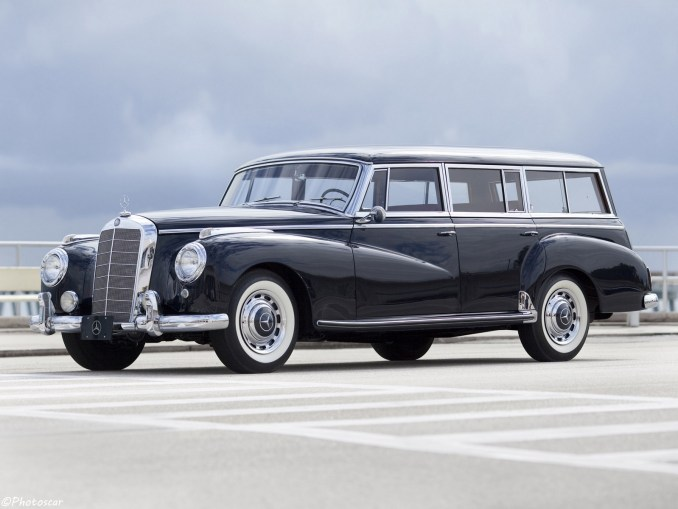 Binz Mercedes 300C Station Wagon 1956