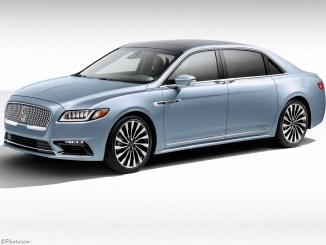 Lincoln Continental 80e Anniversaire 2019