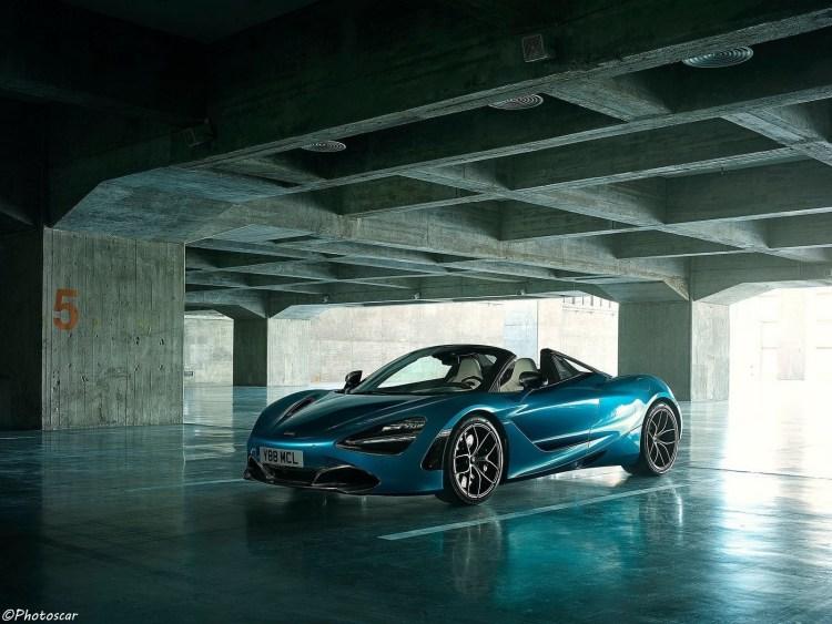 McLaren 720S Spider 2019