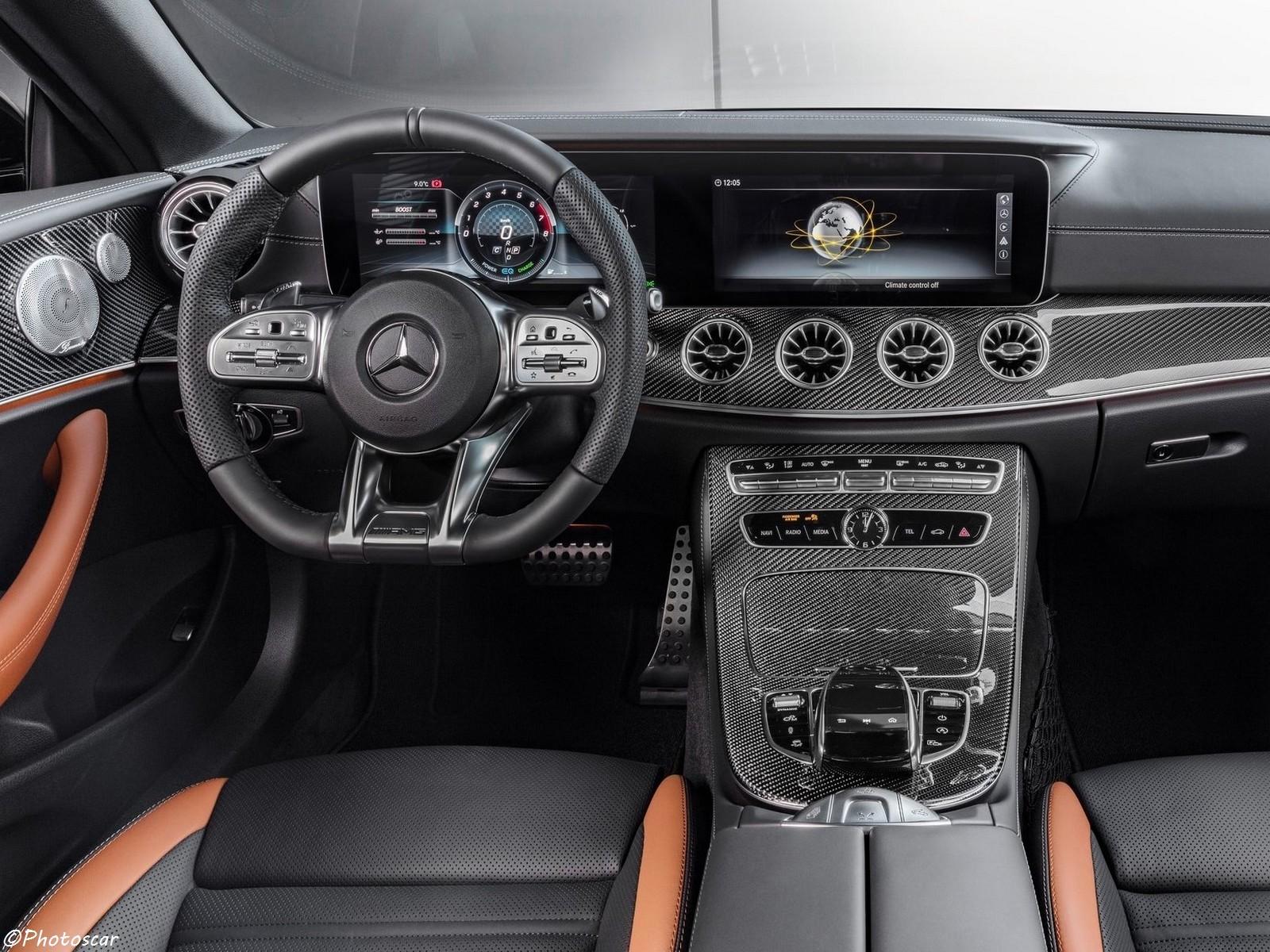 Mercedes Benz E53 AMG Cabriolet 2019
