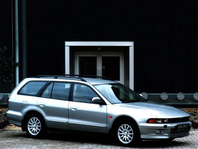 Mitsubishi Galant Estate 1997 2003