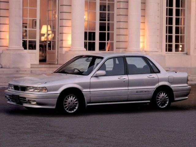 Mitsubishi Galant MX E33A 1989 1992