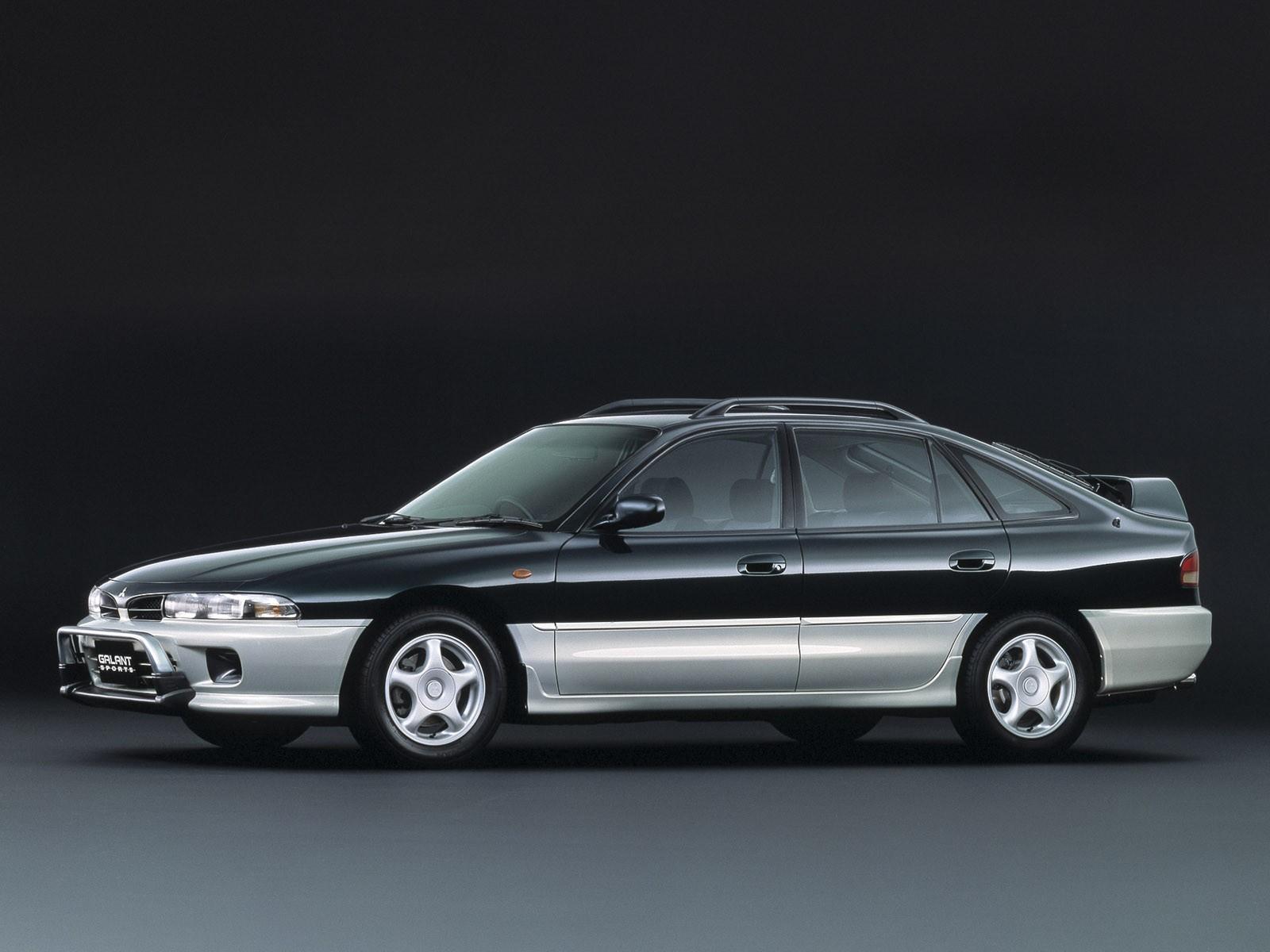 Mitsubishi Galant Sports 1994 1996