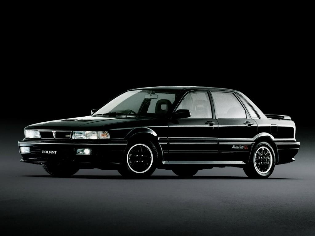 Mitsubishi Galant VR-4 Monte Carlo E39A 1990 1992
