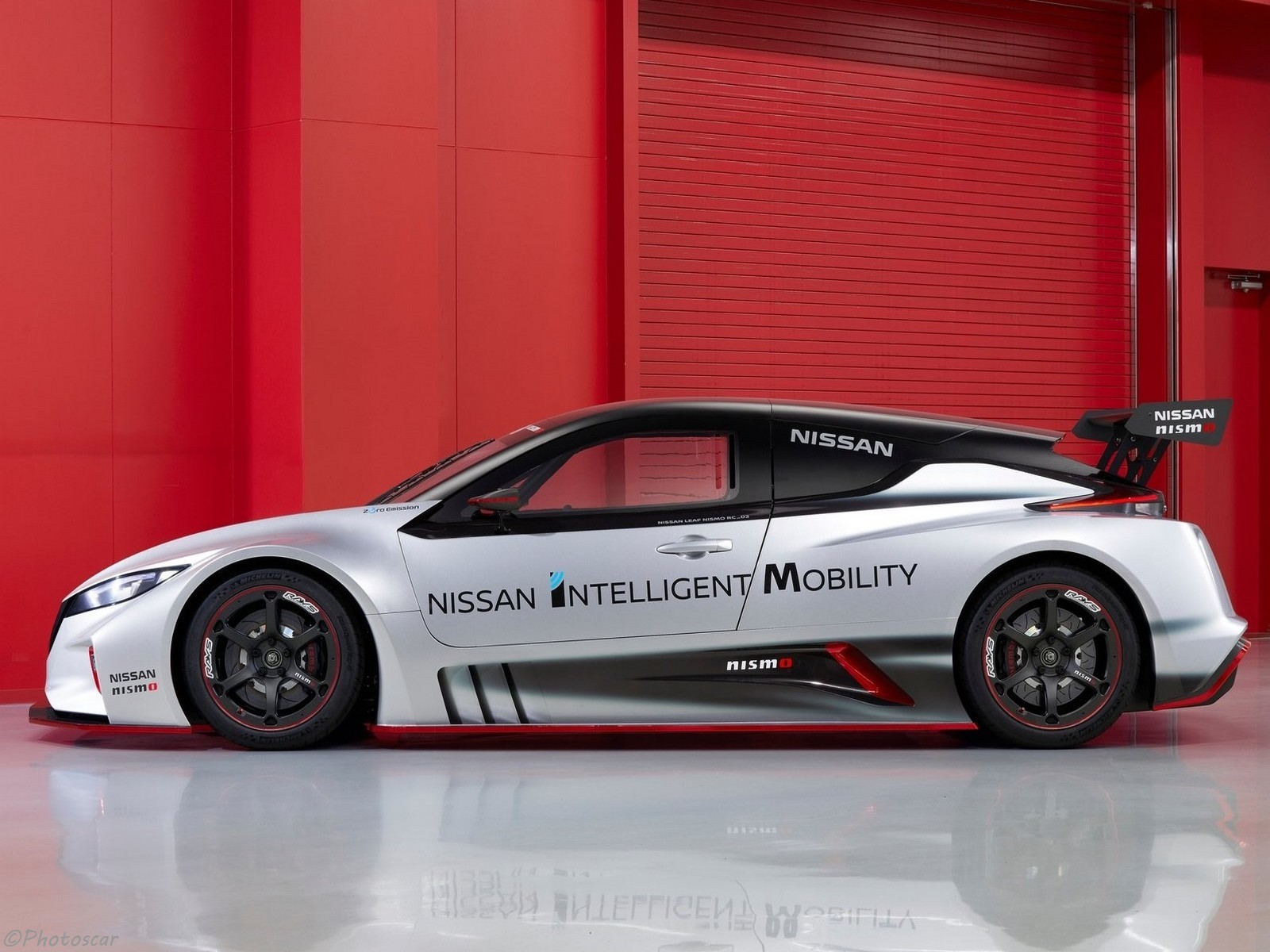 Nissan Leaf Nismo RC Concept 2018