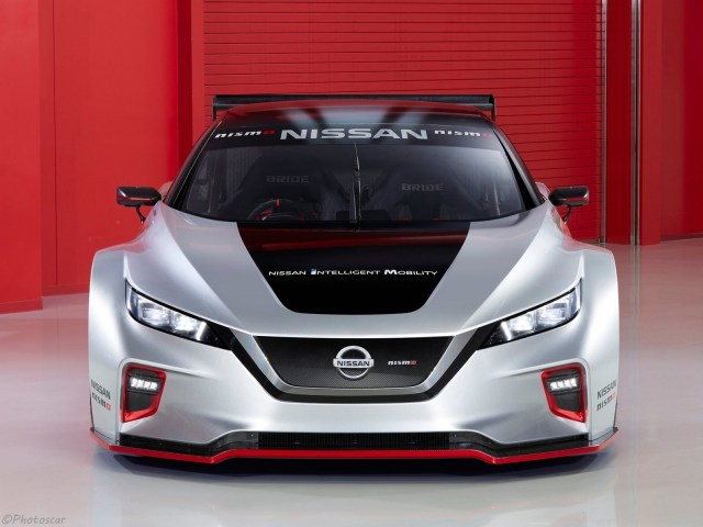 Nissan Leaf Nismo RC Concept 2018