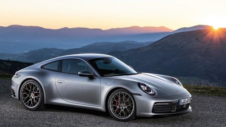 Porsche 911 Carrera 4S 2019 – La sportive de huitième génération dévoilée