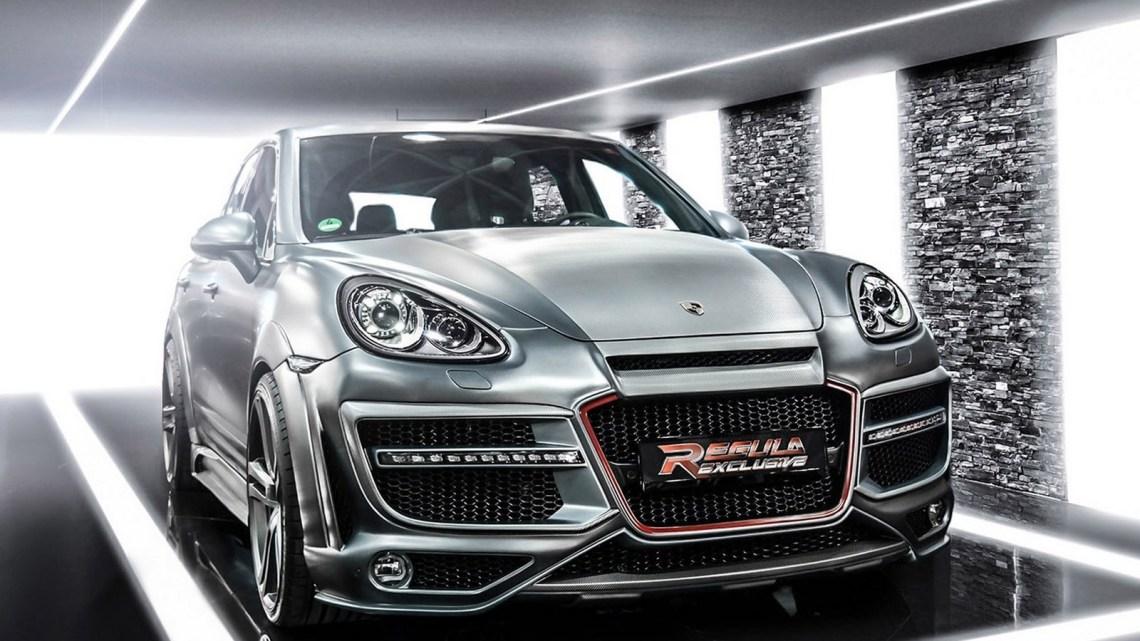 Porsche Cayenne Regula Exclusive 2014: Réglage purement esthétique