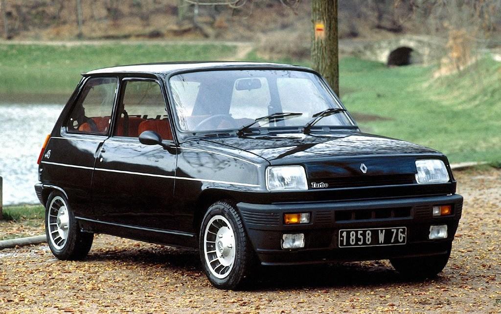 Renault R5 – Le R5 introduit une nouvelle image de la voiture