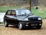 Renault 5 Alpine Turbo 1982