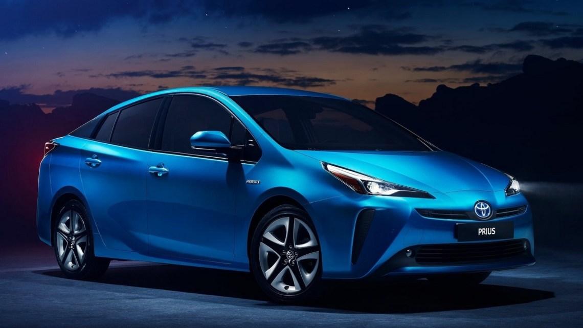 La Toyota Prius 2019 est dotée du nouveau système hybride AWD-i