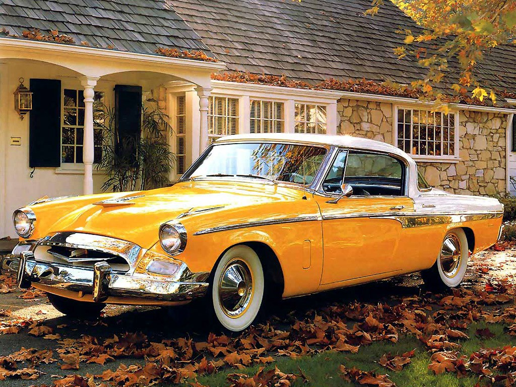Studebaker President State Coupe 1954