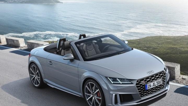 Audi TTS Roadster 2019 – Une voiture bien conçue pour la performance