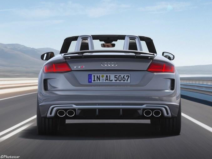 Audi TTS Roadster 2019