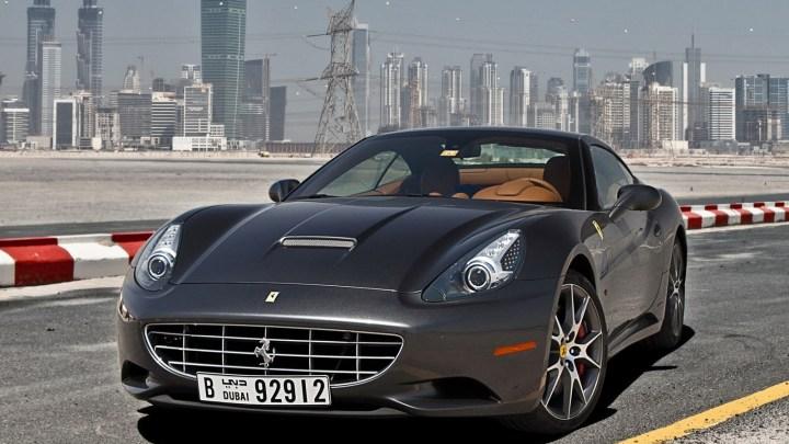 Ferrari California 2012 – Ferrari réduit le poids et ajoute de la puissance