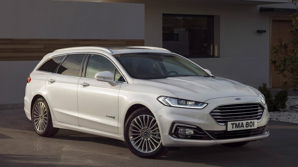 Ford Mondeo Hybride Wagon 2019 – Le premier wagon hybride Mondeo