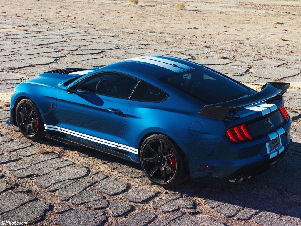 Ford Mustang Shelby_GT500 2020