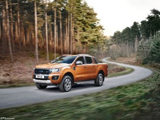 Ford Ranger Wildtrak 2020