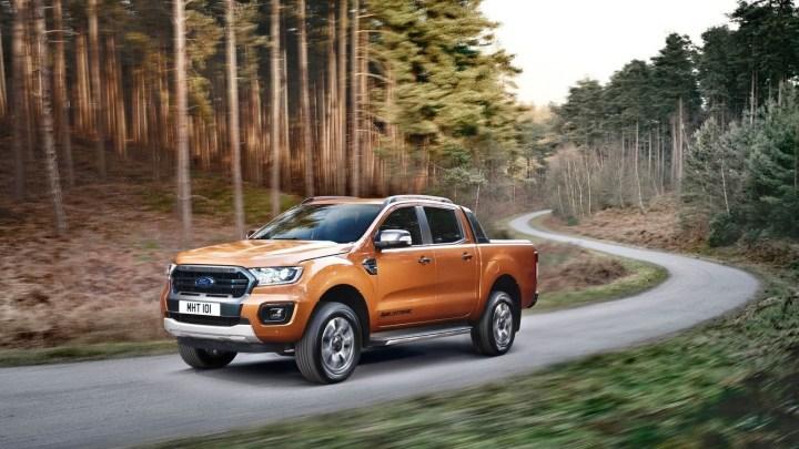 Ford Ranger Wildtrak 2020: Puissance et raffinement EcoBlue de 2,0 litres