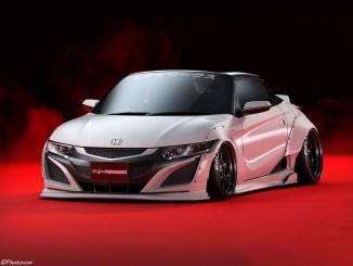 Honda SSX 660R LB 2017