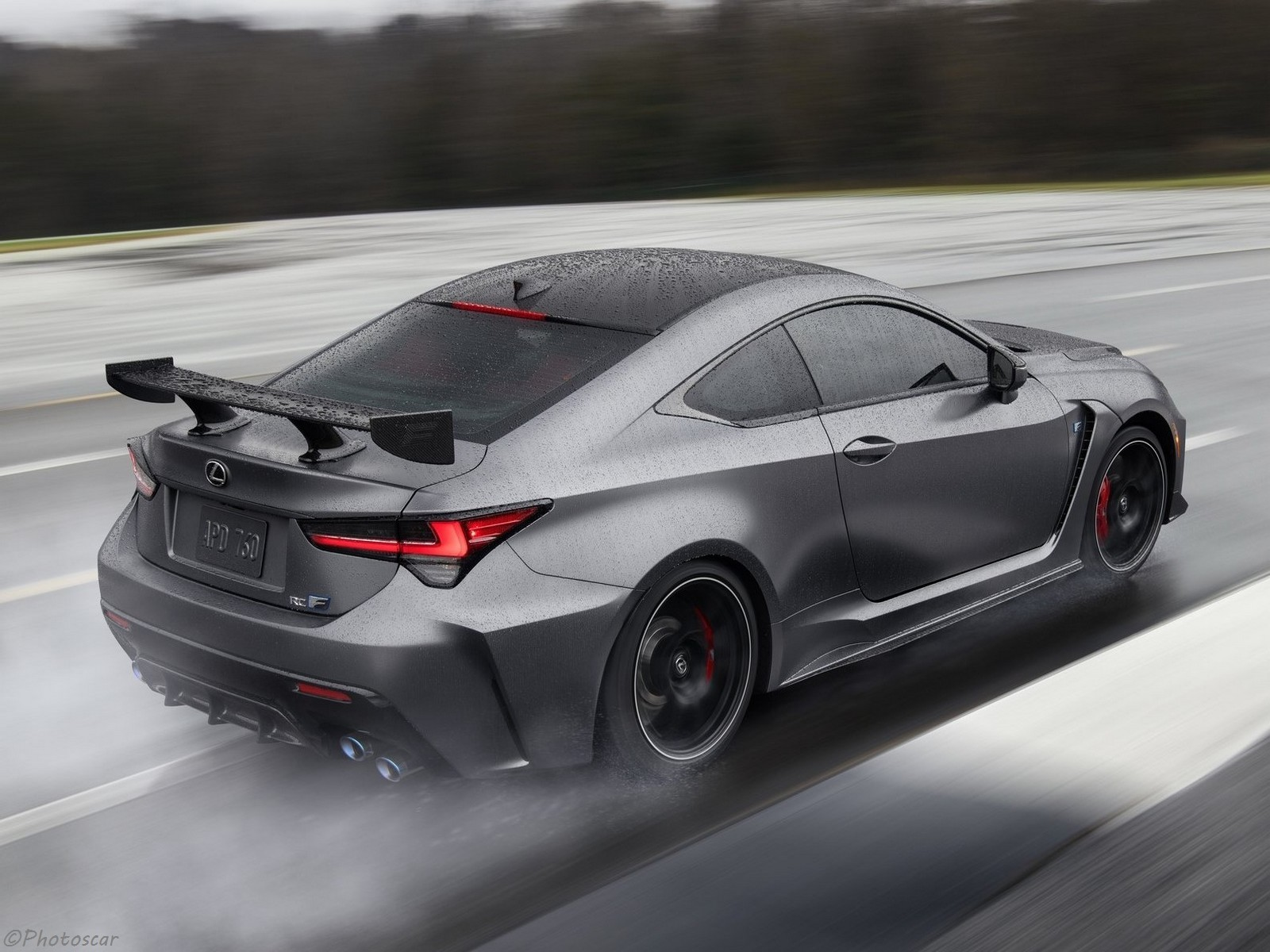 Lexus RCF Track_Edition 2020