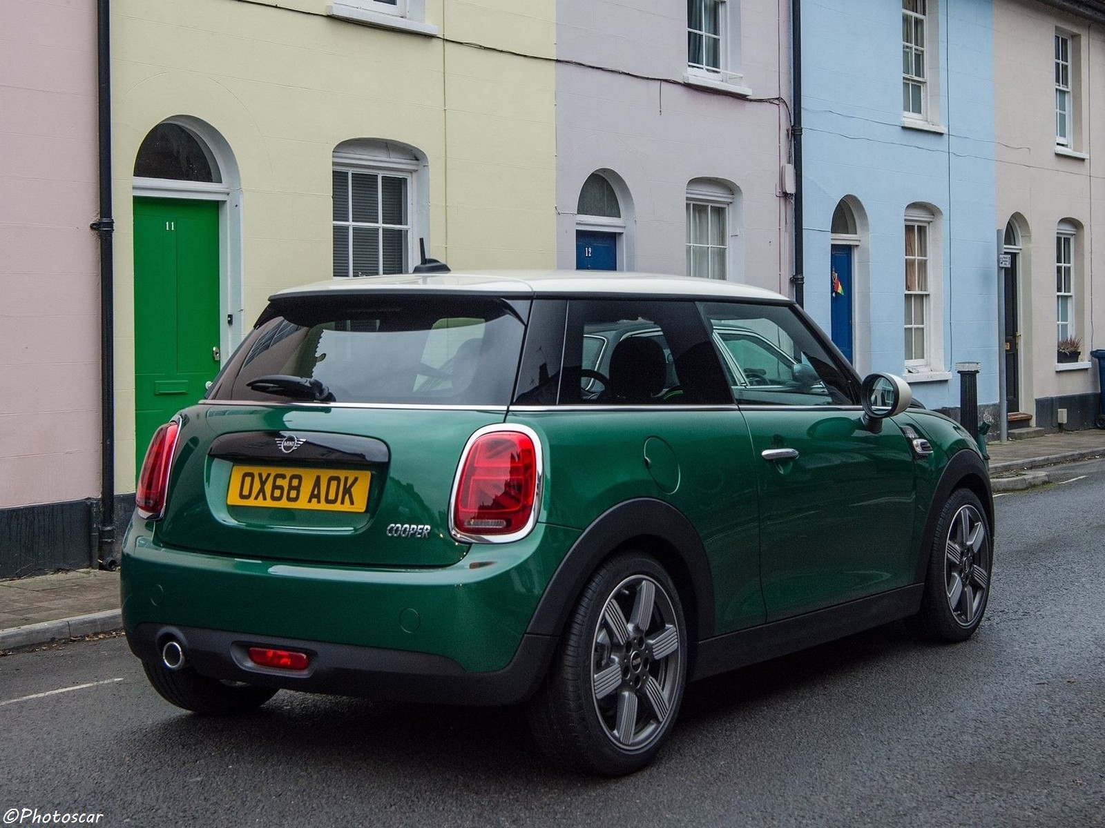 Mini Cooper 60_Years Edition 2019