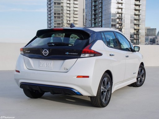 Nissan Leaf e-plus 2019