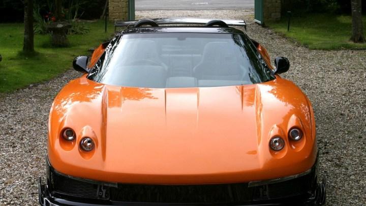 Salica GTC 2008 – La GT est conçue et construite en Angleterre