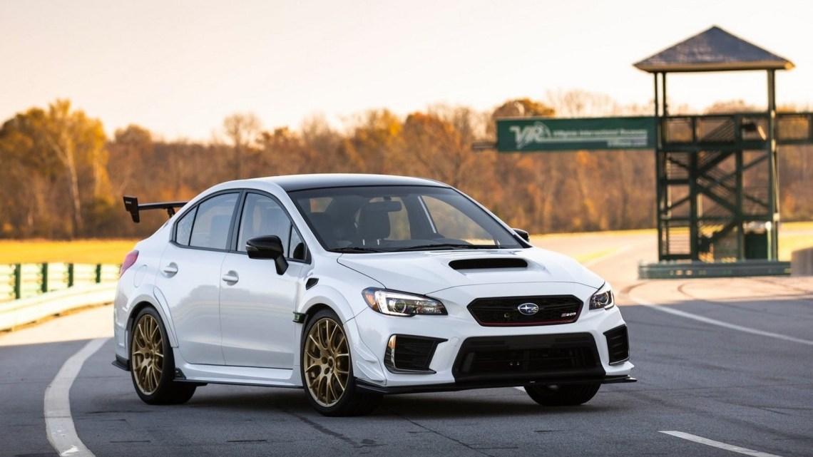 Subaru WRX STI S209 2019 – La production sera limitée à 200 unités