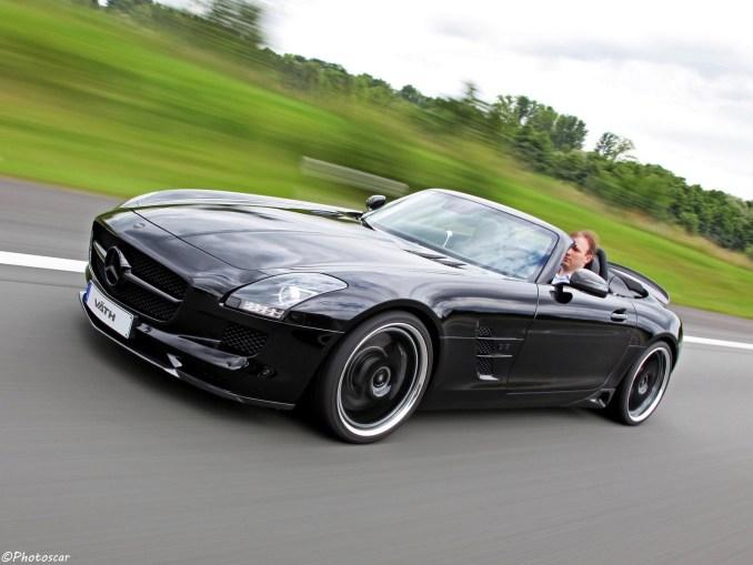 VATH Mercedes AMG SLS Roadster 2012