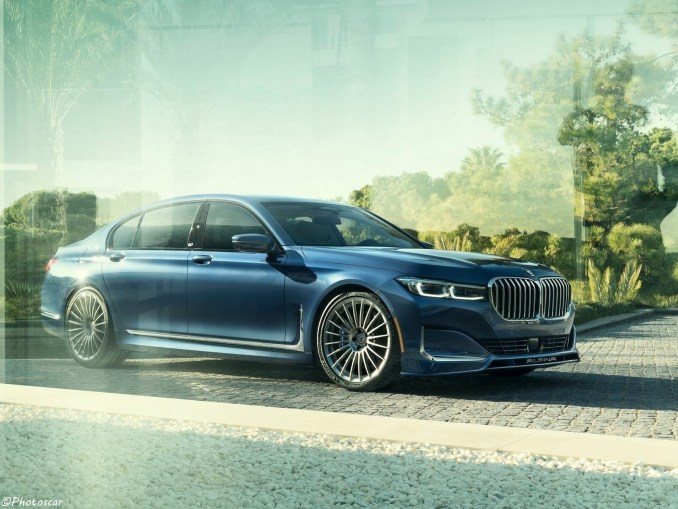 Alpina BMW B7xDrive Sedan 2020