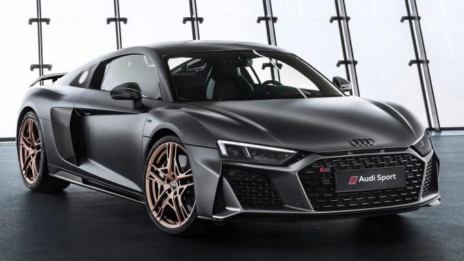 Audi R8 V10 Decennium 2019