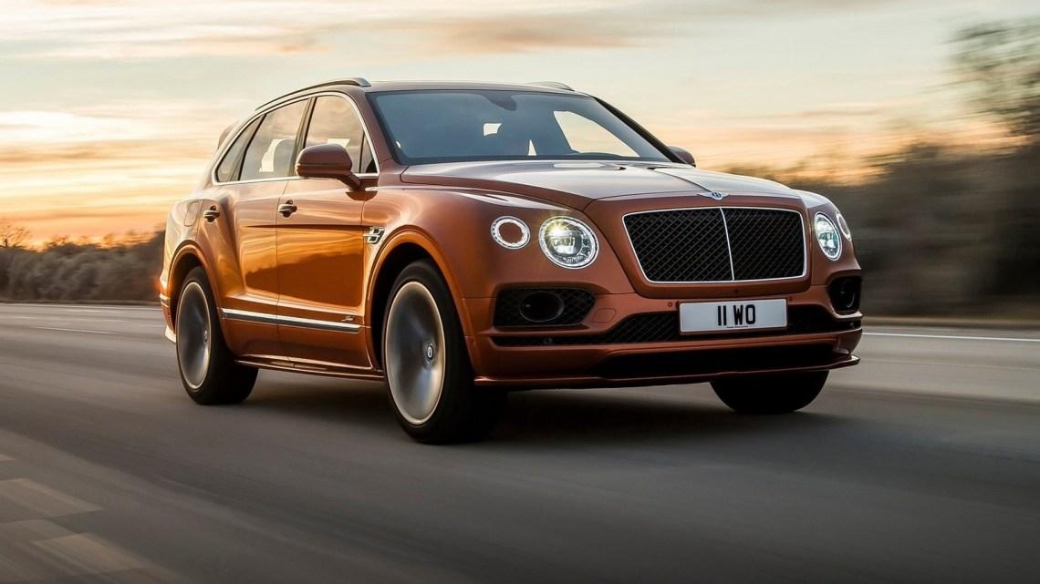Bentley Bentayga Speed 2020: Le SUV le plus puissant au monde.