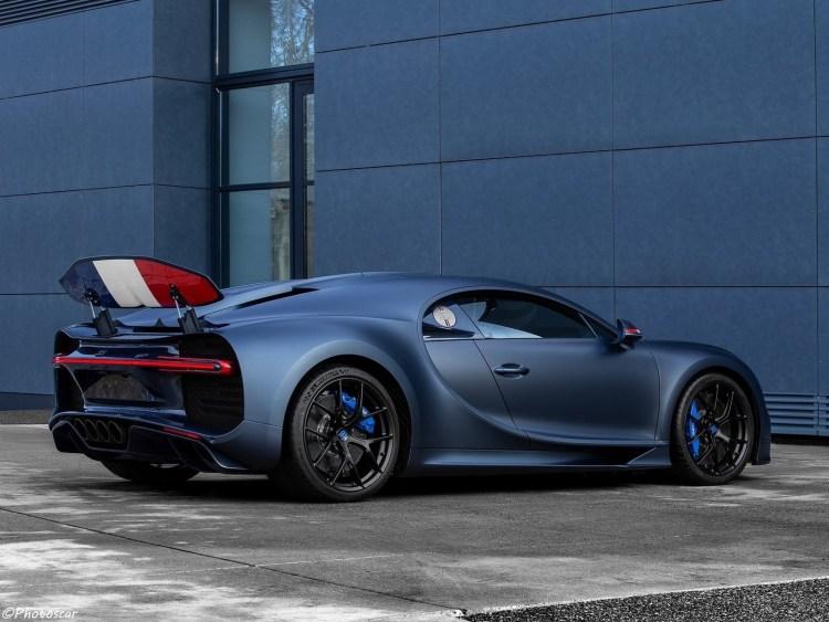 "Bugatti Chiron Sport ""110 ans Bugatti"" 2019"