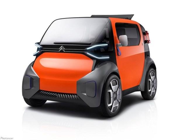Citroen Ami One Concept 2019