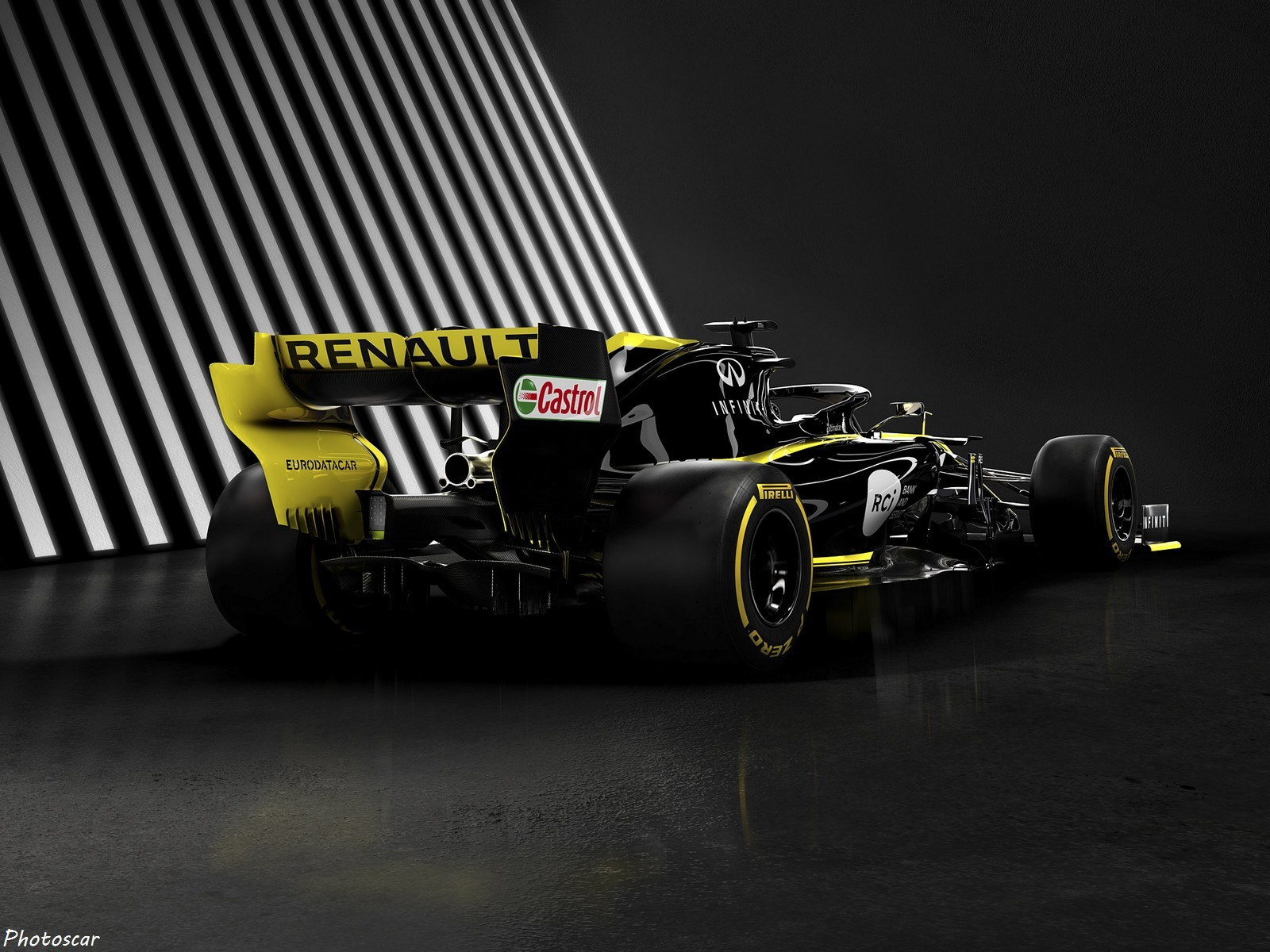 Renault RS19 F1 2019