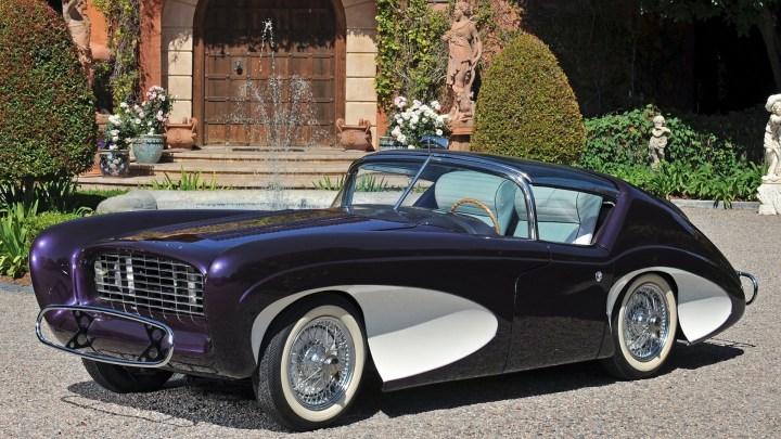 Flajole Forerunner 1955 – Moteur de 3,4 litres et 180 CV