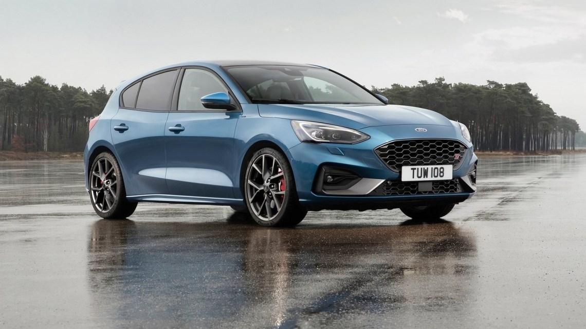 Ford Focus ST 2020 dotée d'un nouveau moteur turbo de 2,3 litres.