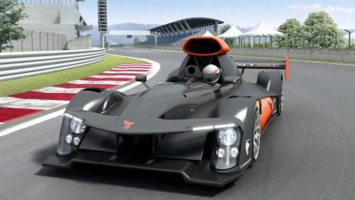 GreenGT H2 Prototype 2012