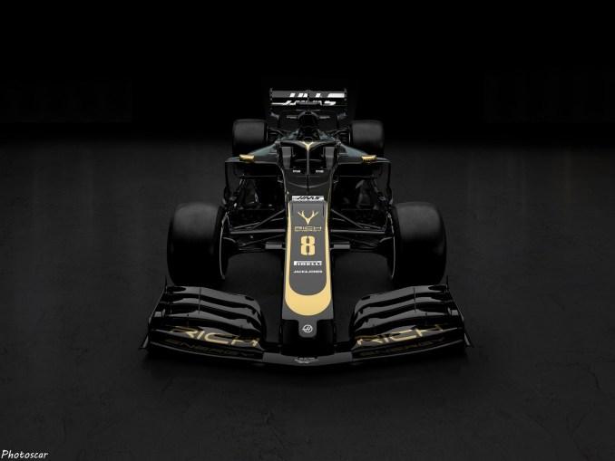 Haas VF19 F1 2019