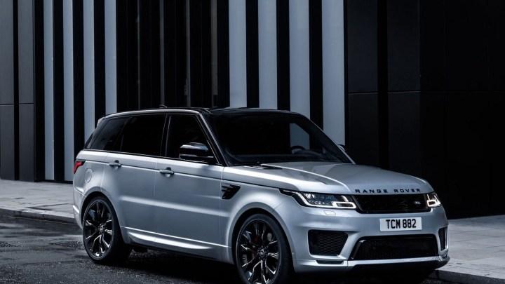 Land Rover Range Rover Sport HST 2020 – Système hybride modéré.